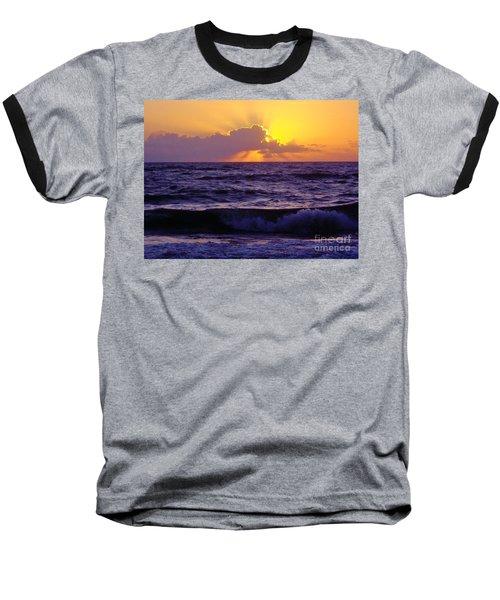 Amazing - Florida - Sunrise Baseball T-Shirt