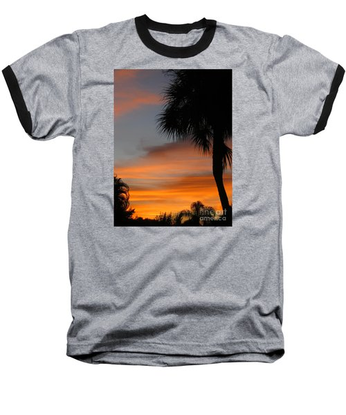 Amazing Sunrise In Florida Baseball T-Shirt