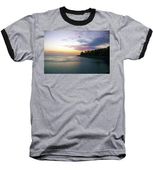 Amazing View Baseball T-Shirt