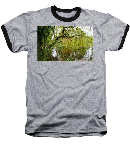 Amazingly Green Baseball T-Shirt