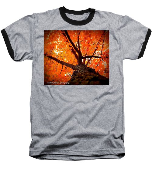 Amber Baseball T-Shirt