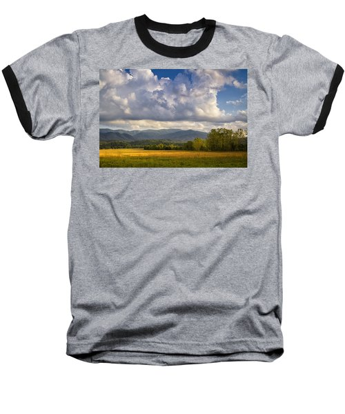 Baseball T-Shirt featuring the photograph Amber Waves by Andrew Soundarajan