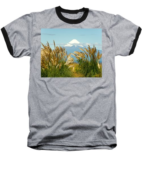Amber Waves Of Osorno Baseball T-Shirt