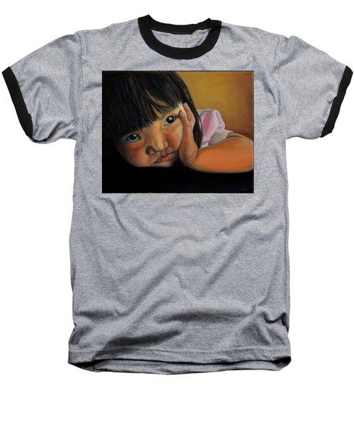 Amelie-an 2 Baseball T-Shirt