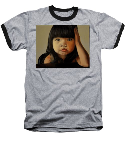 Amelie-an 5 Baseball T-Shirt