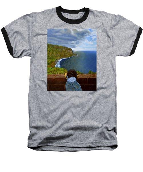 Amelie-an 's World Baseball T-Shirt by Thu Nguyen
