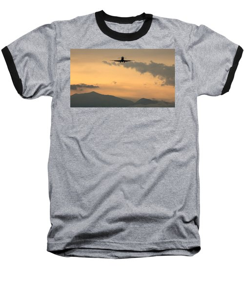 American Airlines Approach Baseball T-Shirt