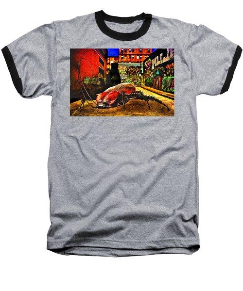 American Cockroach Baseball T-Shirt