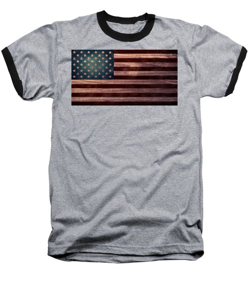 American Flag I Baseball T-Shirt
