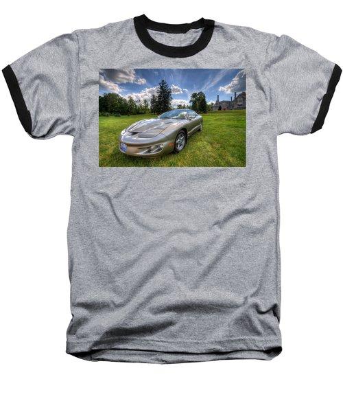 American Musclecar Firebird Baseball T-Shirt