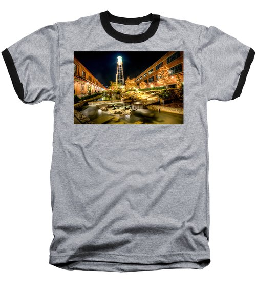 American Tobacco Campus Baseball T-Shirt