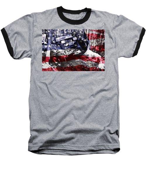 American Wrangler Baseball T-Shirt