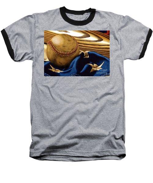 America's Pastime 3 Baseball T-Shirt