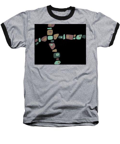 Amoeba 1 Baseball T-Shirt