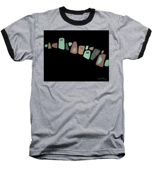 Amoeba 2 Baseball T-Shirt
