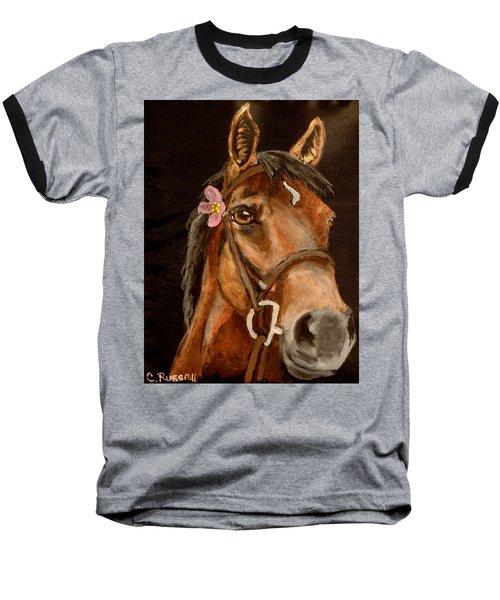 Amy Baseball T-Shirt