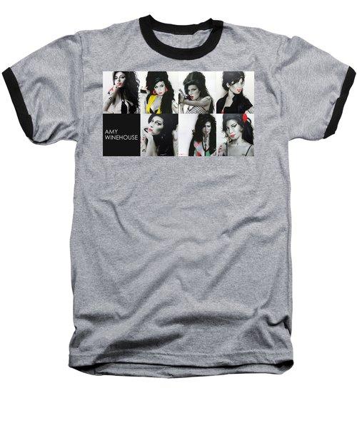 Amy Eternal Baseball T-Shirt