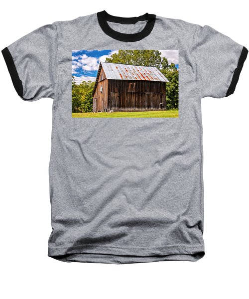 An American Barn 2 Baseball T-Shirt