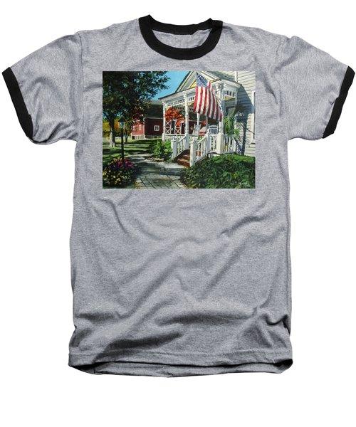 An American Dream Baseball T-Shirt