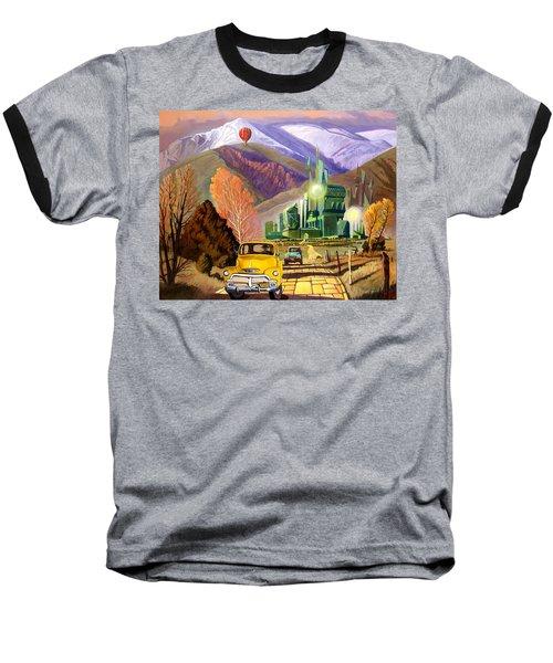 Trucks In Oz Baseball T-Shirt