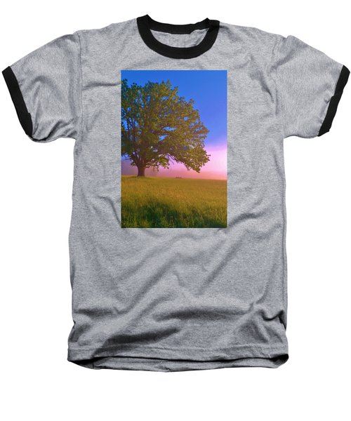 An All-american Sunrise Baseball T-Shirt