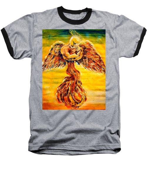 An Angels Love Baseball T-Shirt