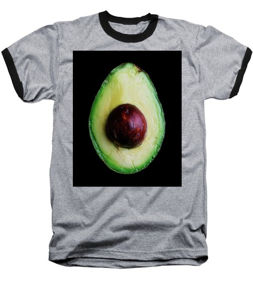 An Avocado Baseball T-Shirt