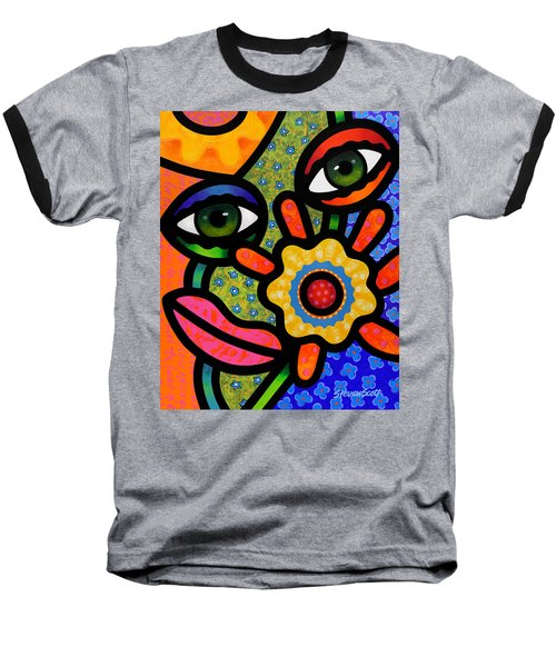 An Eye On Spring Baseball T-Shirt