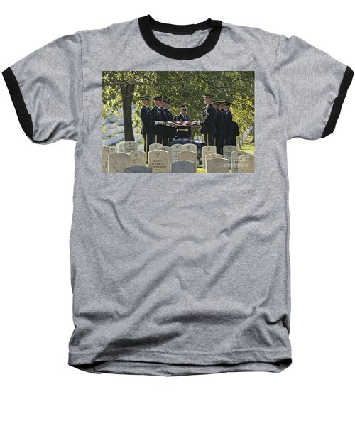 An Honored Dead Baseball T-Shirt