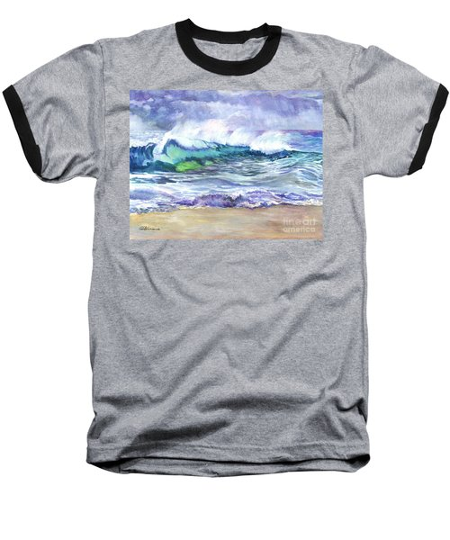 An Ode To The Sea Baseball T-Shirt