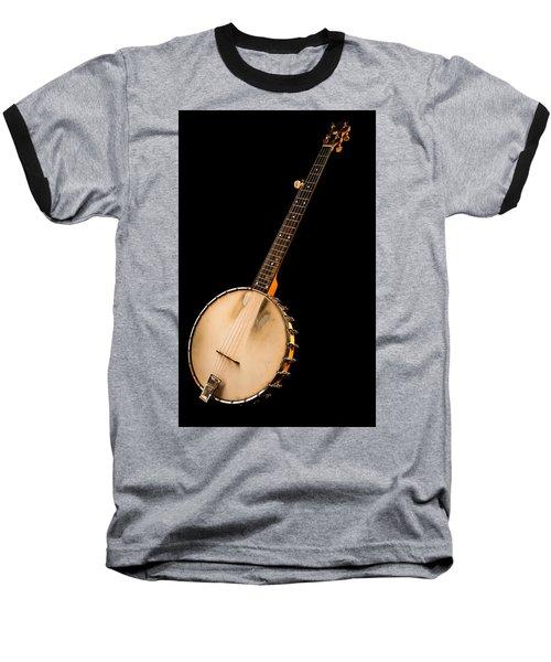 An Old Friend Baseball T-Shirt by Jean Noren