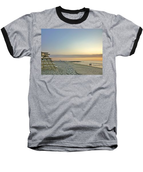 An Ordinary Summer Day Begins Baseball T-Shirt