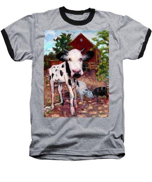 An010 Baseball T-Shirt