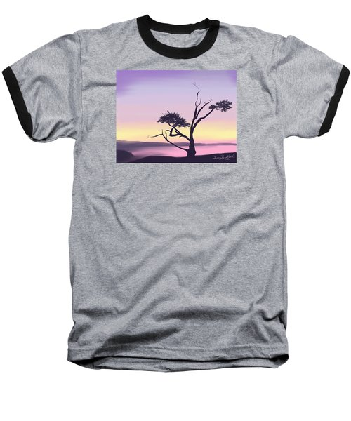 Anacortes Baseball T-Shirt by Terry Frederick