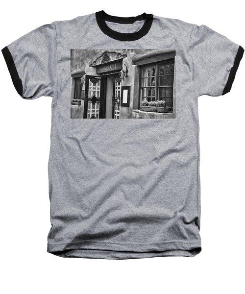 Baseball T-Shirt featuring the photograph Anasazi Inn Restaurant by Ron White