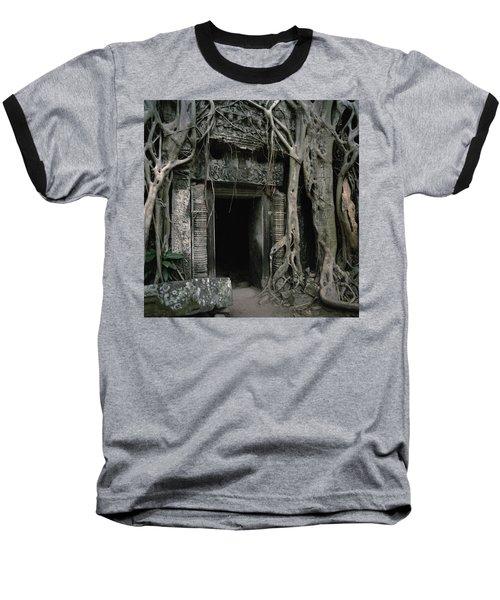 Ancient Angkor Baseball T-Shirt