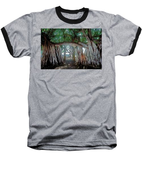 Ancient Arch Baseball T-Shirt