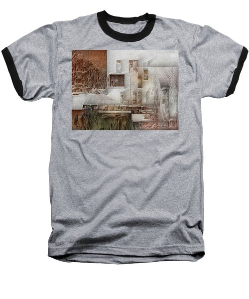 Ancient City 1 Baseball T-Shirt