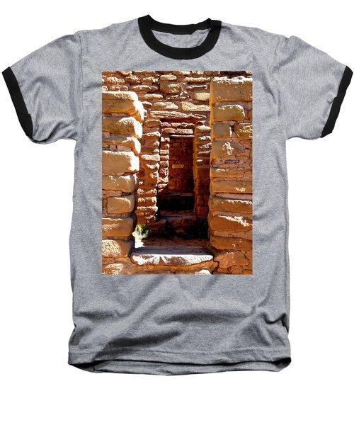 Ancient Doorways Baseball T-Shirt