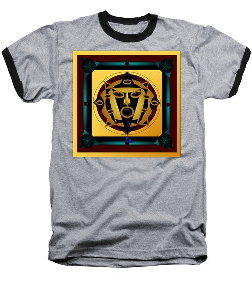 Ancient Eyes Baseball T-Shirt