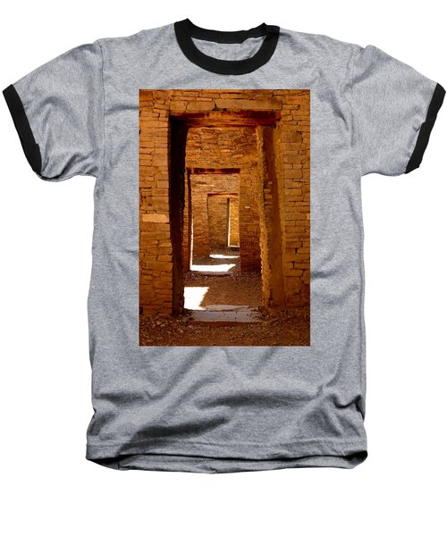 Ancient Galleries Baseball T-Shirt
