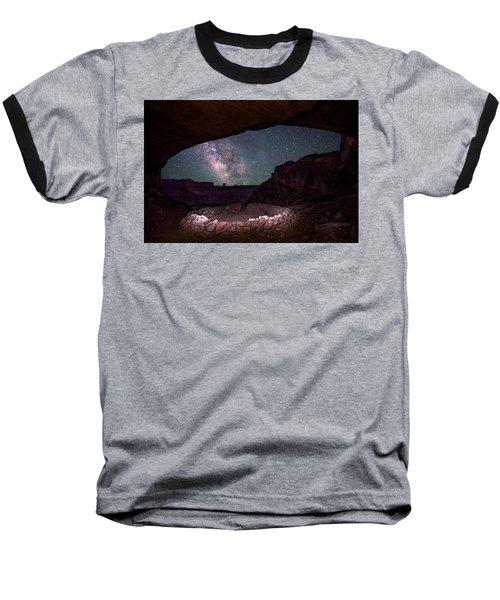 Ancient Skies Baseball T-Shirt