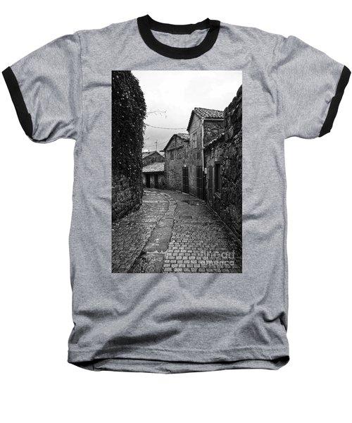 Ancient Street In Tui Bw Baseball T-Shirt