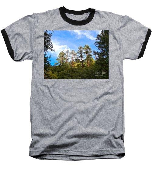 Ancient Watchers Baseball T-Shirt by Gem S Visionary