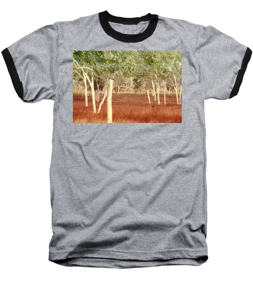 And The Trees Danced Baseball T-Shirt