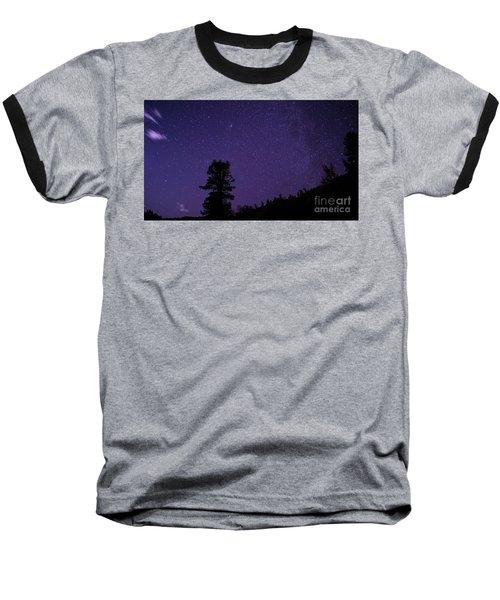 Andromeda Rising Baseball T-Shirt
