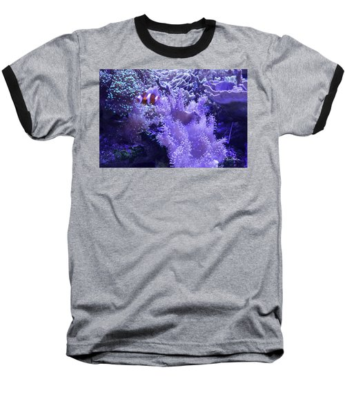 Anemone Starlight Baseball T-Shirt