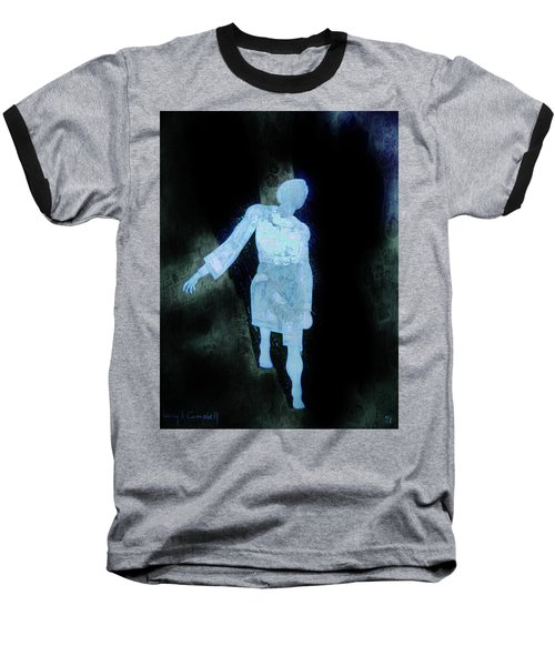 Baseball T-Shirt featuring the photograph Oh That I Were An Angel  by Larry Campbell