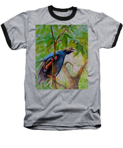 Angel Bird Of  North Moluccas Baseball T-Shirt