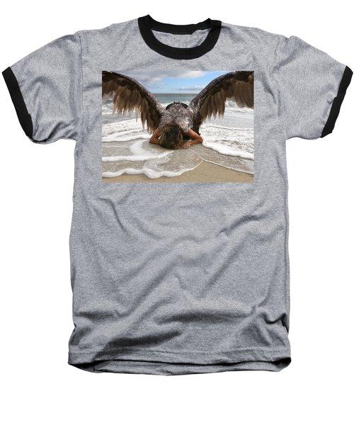 Angel- I Feel Your Sorrow  Baseball T-Shirt